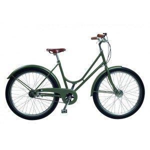 camporella donna verde