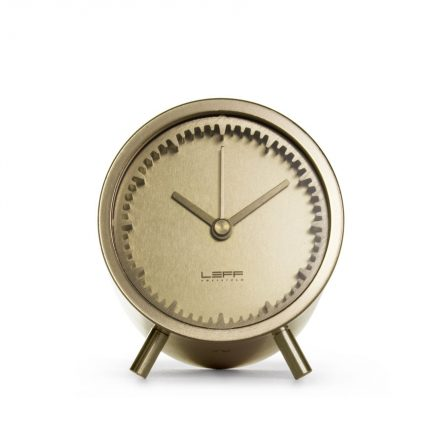 tubeclock_brass_front